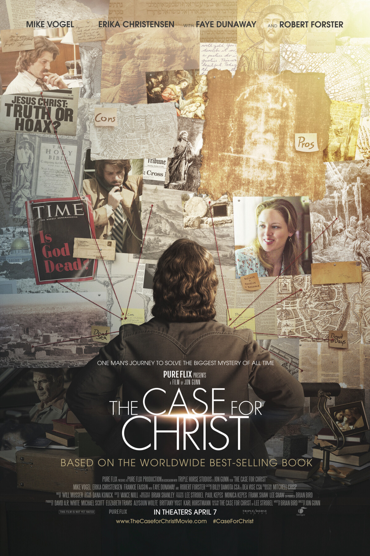 Case For Christ Movie Night