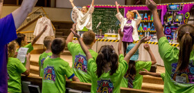 Vacation Bible School - TIME LAB