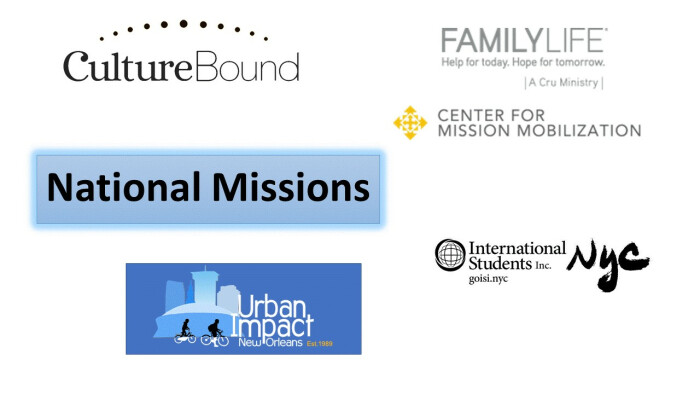 National Missions We Support