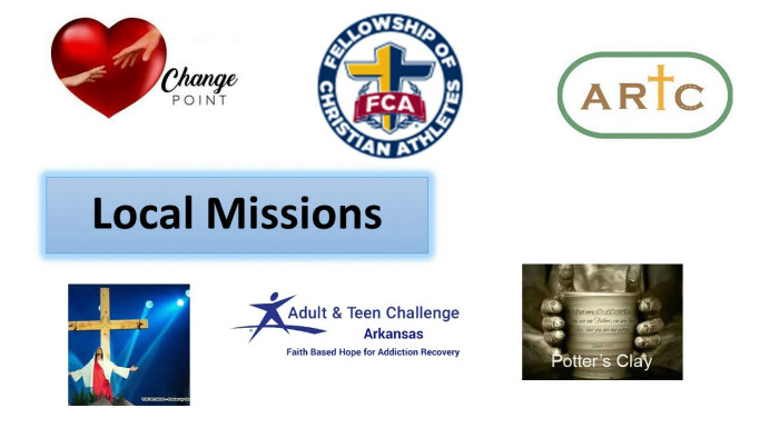 Local Missions We Support